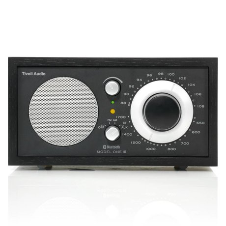 Tivoli Audio Shop Table Radio One Bluetooth 21,3x13,3xh11,4cm noir