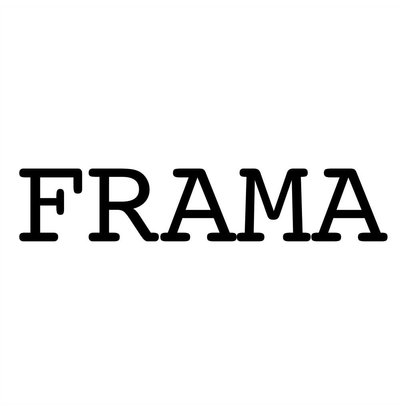 Frama magasin