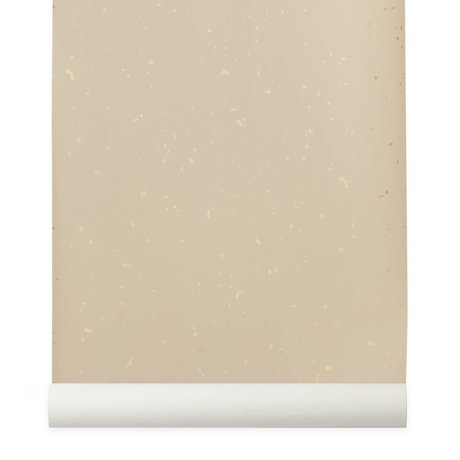 Ferm Living Confetti rosa Tapete 10x0,53m