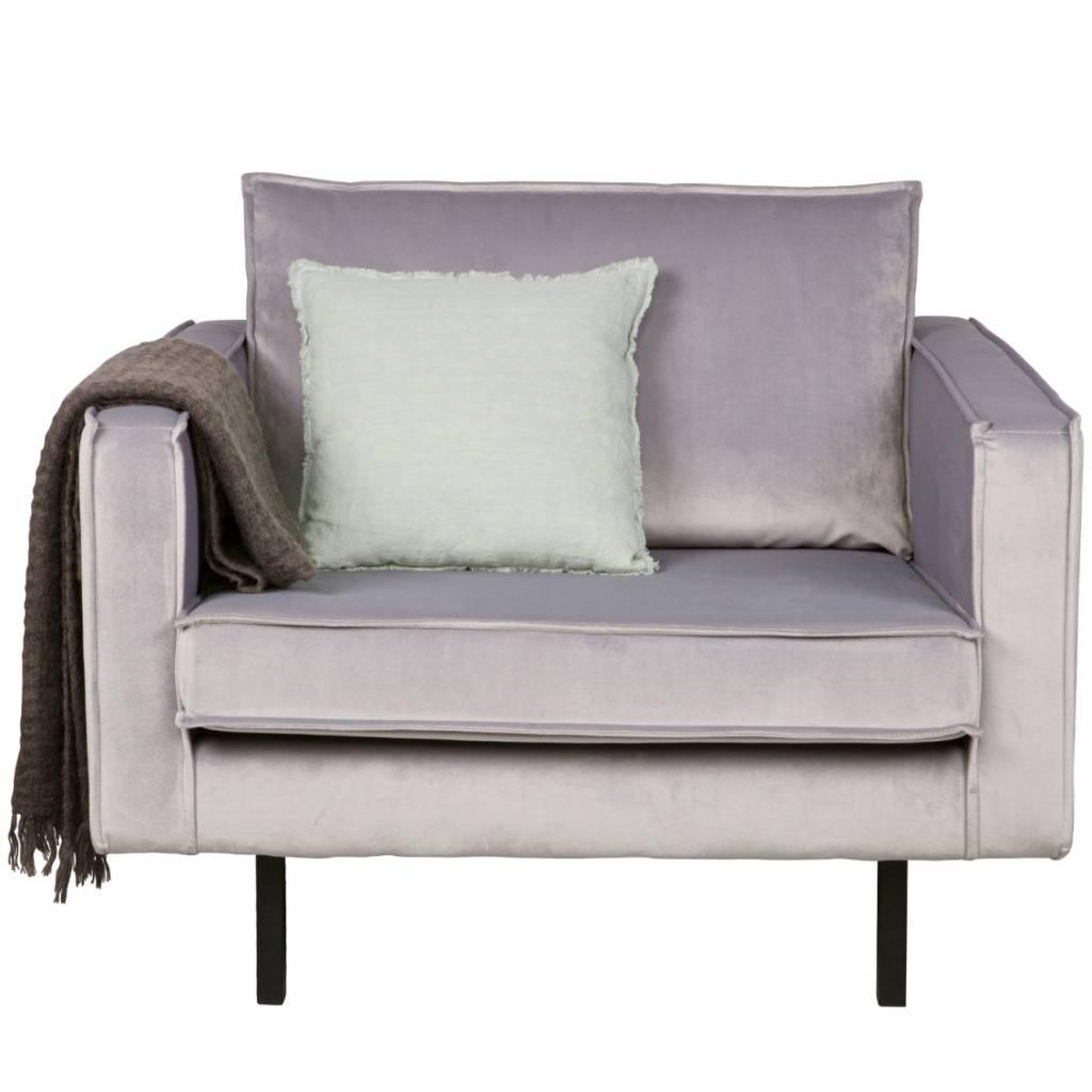 rodeo sessel hellgrau samt samt 105x86x85cm. Black Bedroom Furniture Sets. Home Design Ideas