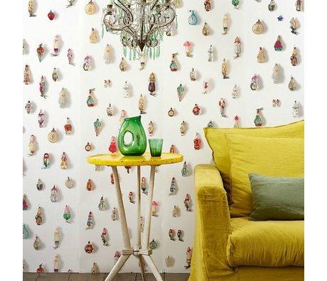NLXL-Daniel Rozensztroch Wallpaper Christmas multicolor 1000x48,7cm