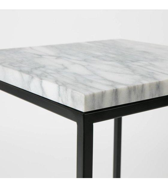zuiver beistelltisch marmorstrom marmor 32x32x43cm. Black Bedroom Furniture Sets. Home Design Ideas