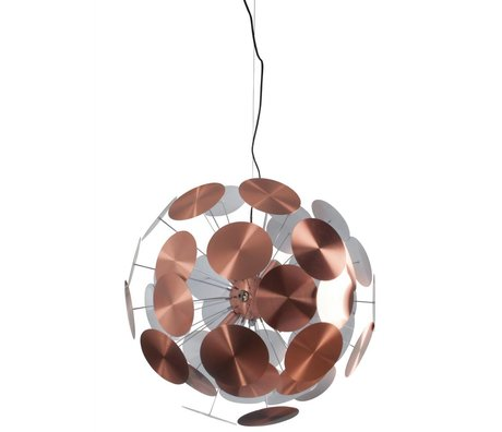 Zuiver Hanging Lamp Work Plenty metal copper Ø65x185cm