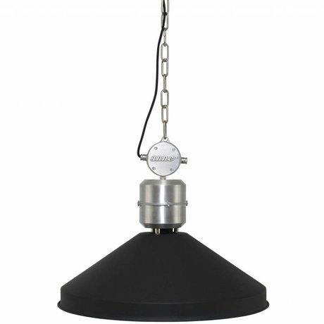 Anne Lighting Hängeleuchte Anne Zappa schwarzem Aluminium ø53,5x43cm