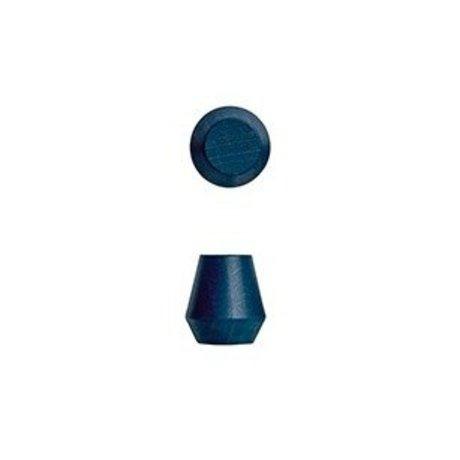 OYOY Parentesi Saki set di due blu Ø2,3x2,5cm legno