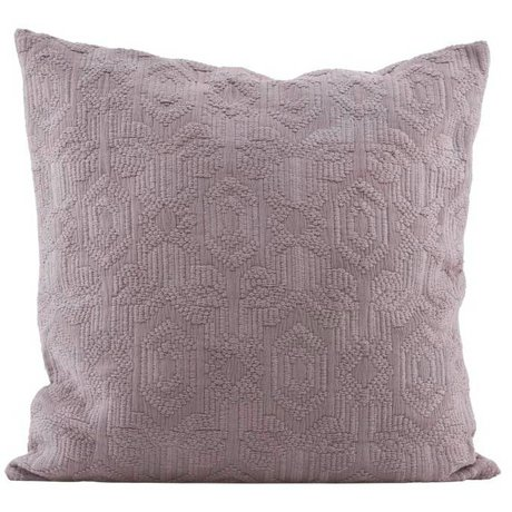 Housedoctor Taie rose Sixty coton 60x60cm