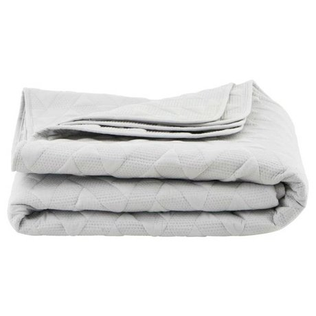 Housedoctor Coton blanc couette 140x220cm Leh