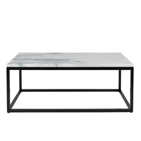 Zuiver Marble marble coffee table Power 90x40x35cm