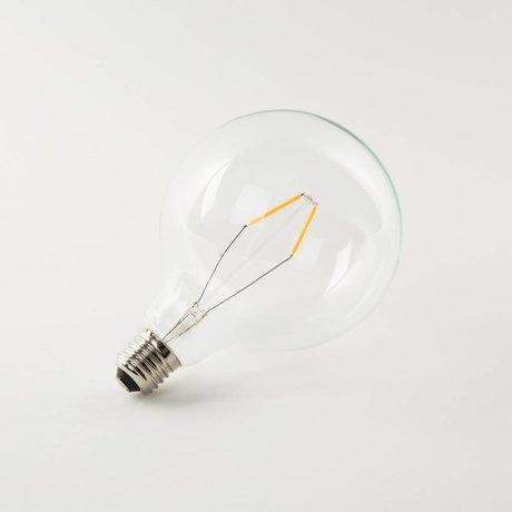 Zuiver Ampul Ampul Küre LED 13x13x19cm
