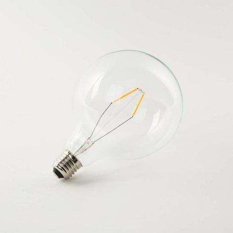 Zuiver Pære Pære Globe LED 13x13x19cm