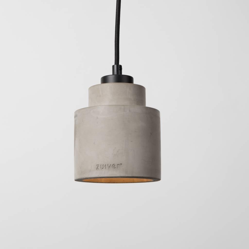 zuiver h ngeleuchte links beton stein grau 150x11x11cm. Black Bedroom Furniture Sets. Home Design Ideas
