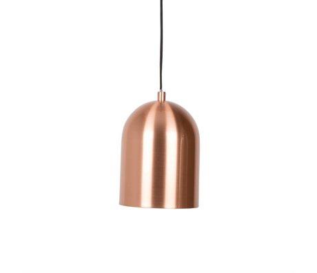 Zuiver Hængelampe Undersøg kobber, jern, kobber Ø15x21cm
