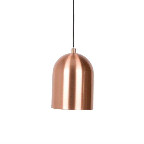 Zuiver Suspension Marvel cuivre, fer, cuivre Ø15x21cm