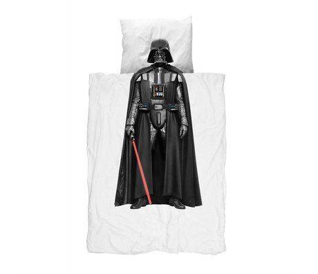 Snurk Beddengoed Couette coton Darth Vader en 3 tailles