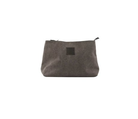Housedoctor Toiletry gray, nylon gray 32x12x24cm