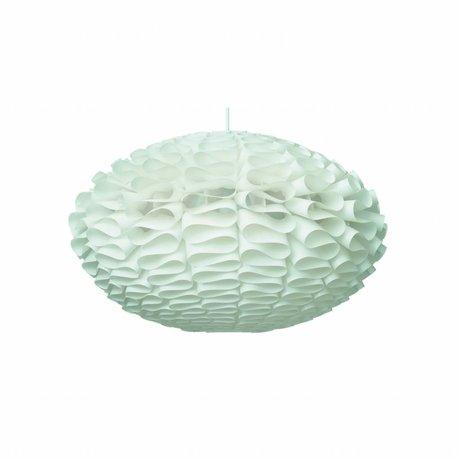 Normann Copenhagen lampe suspendue 03 feuille blanche standard S Ø53x32cm