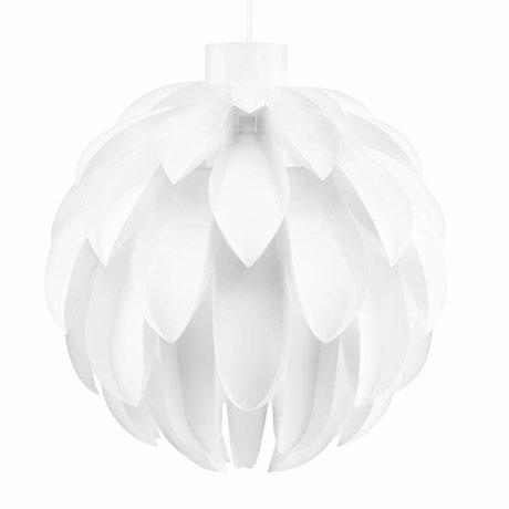 Normann Copenhagen Asılı lamba standart 12 beyaz film XL Ø60x60cm