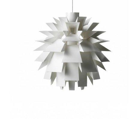 Normann Copenhagen Hail lamp standard 69 White folie XL Ø60x60cm