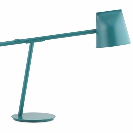 Normann Copenhagen Tabel let petroleum Momento stål 51x16,5x44cm