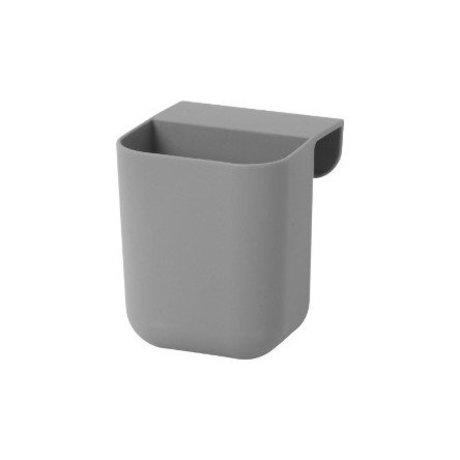 Ferm Living Taschen Little Architect grau silikone 8x8,5x10cm