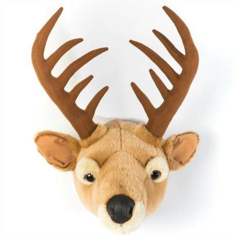 Wild and Soft Deer Billy Braun tekstil 30x39x41cm