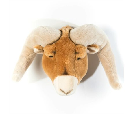 Wild and Soft Tier ram Anthony Braun Textil 37x45x30cm