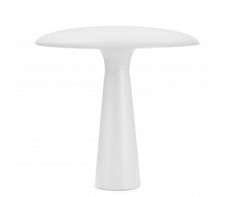 Normann Copenhagen Table lamp Shelter white steel Ø41x41cm