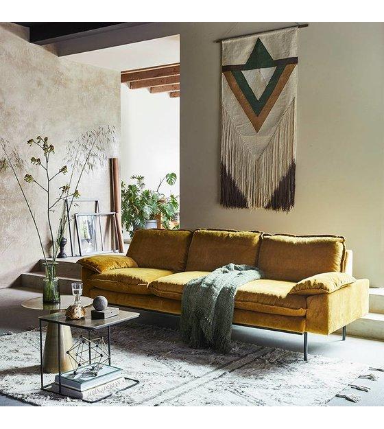 hk living berber teppich handgewebt wolle grau wei 180x280cm. Black Bedroom Furniture Sets. Home Design Ideas