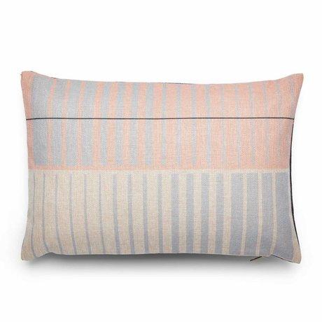 FÉST Air Cushion (FEST x Mae Engelgeer) flerfarvet bomuld 30x45cm