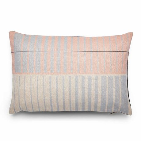 FEST Amsterdam Air Cushion (FEST x Mae Engelgeer) Mehrfarben Baumwolle 30x45cm