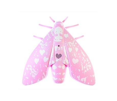Jalo Smoke Lento 10 pink plast 18,8x18,4x5cm