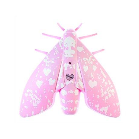 Jalo Humo Lento 10 18,8x18,4x5cm plástico de color rosa