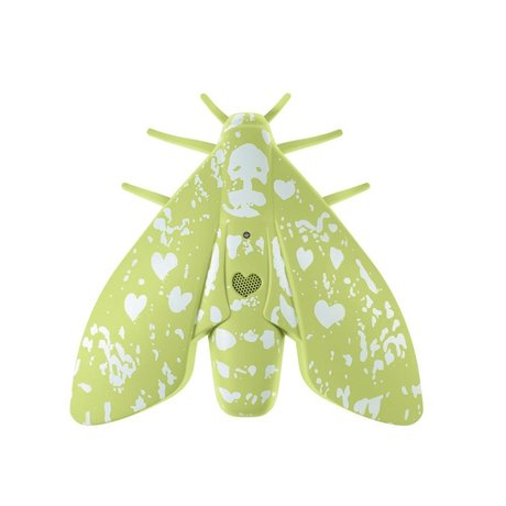 Jalo Røgalarmer Lento 10 lyser grønt plast 18,8x18,4x5cm op