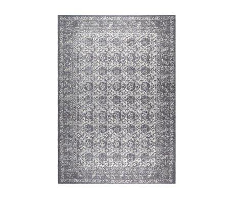 Zuiver Carpet Malva dark cotton 240x170cm
