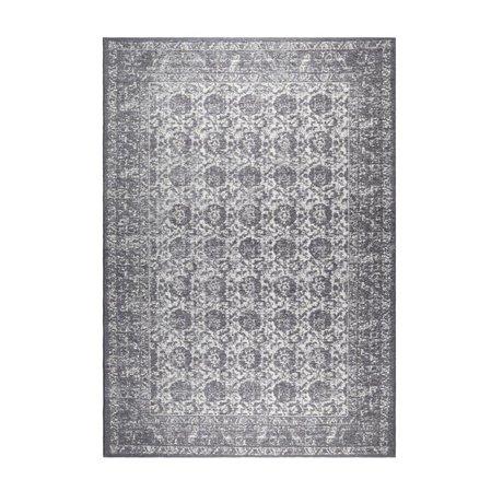 Zuiver Alfombra Malva 240x170cm algodón dunkel