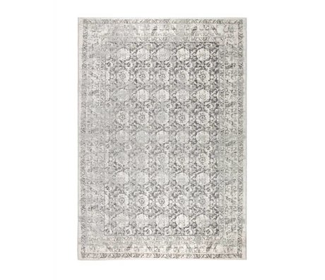 Zuiver Alfombra Malva grau 240x170cm algodón