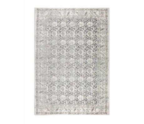 Zuiver Tappeto Malva grau 240x170cm cotone