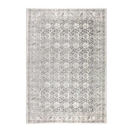 Zuiver Tapis Malva grau coton 240x170cm