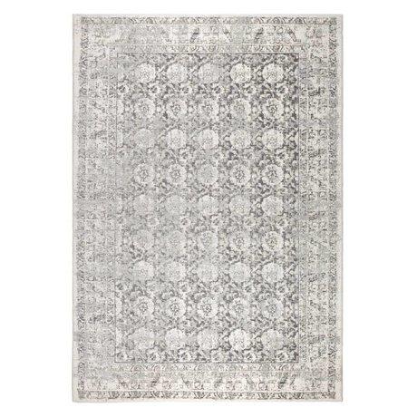 Zuiver Tæppe Malva grau bomuld 300x200cm