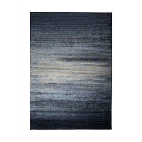 Zuiver Obi mavi halı tekstil 240x170cm