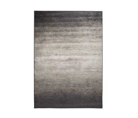 Zuiver Obi grauen Teppich Textil 240x170cm