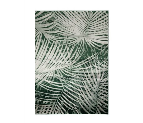 Zuiver Tappeto Palm dal giorno 240x170cm tessile verde