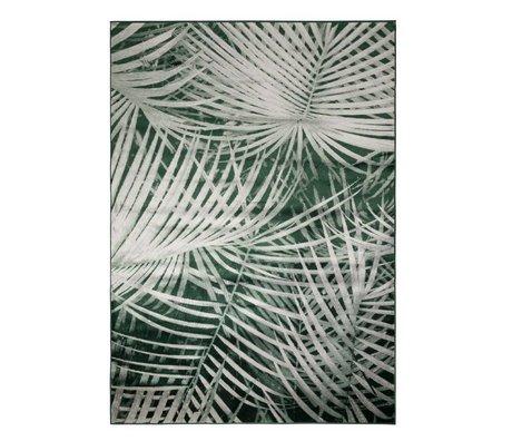 Zuiver Alfombra de Palm desde el primer día 300x200cm textil verde