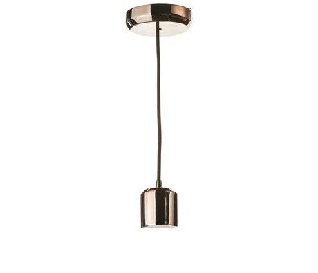 Seletti Cord lamp led light crystaled 240cm