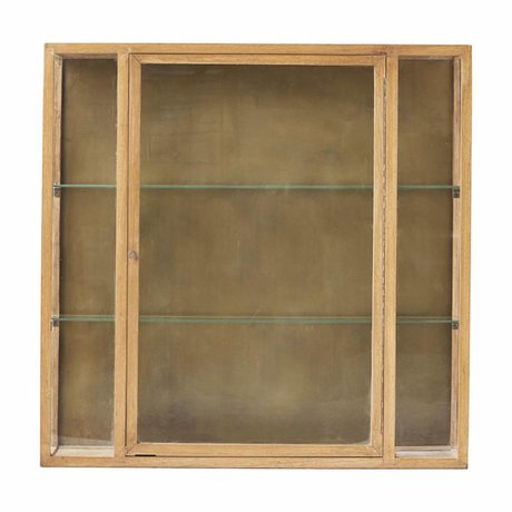 Housedoctor Cabinet naturale rovere marrone 100x22x100cm