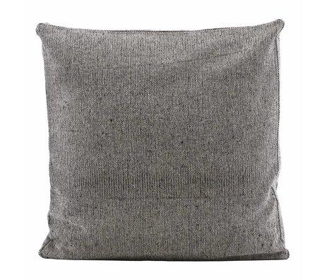 Housedoctor Box federa Nist repellente cotone grigio 55x55x5cm