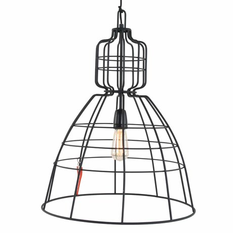 Anne Lighting Anne black metal loftlampe MarkllI ø43x68cm