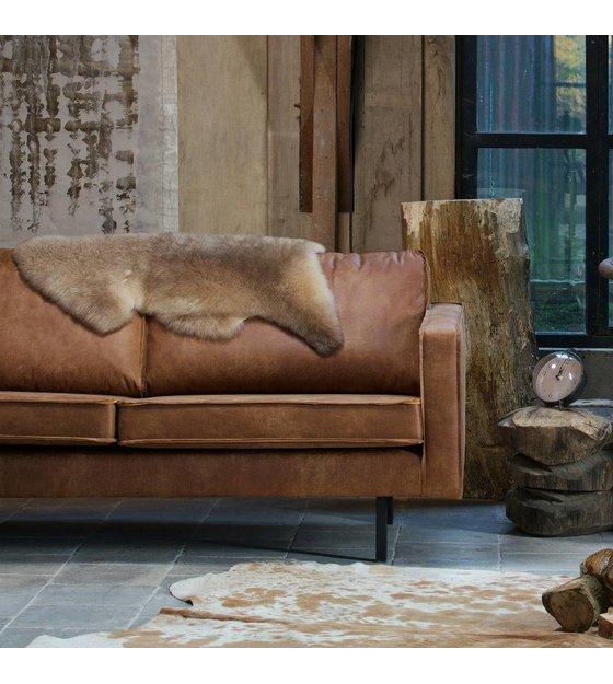 Sofa Rodeo 2 5 Sitz Cognac Braun Leder 190x86x85cm Lefliving De