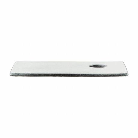 Housedoctor Sushi bordo rustico grigio pietra blu 17x29cm
