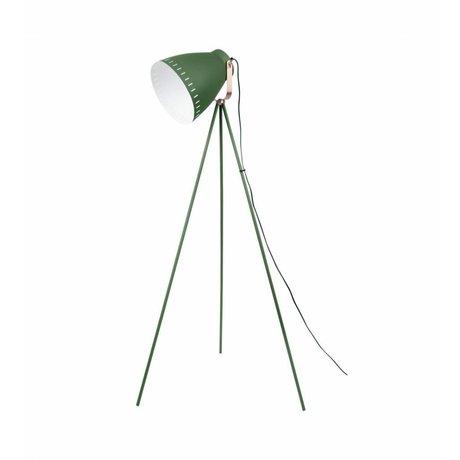 Leitmotiv Gulvlampe Mingle grøn metal 26.5 x145cm